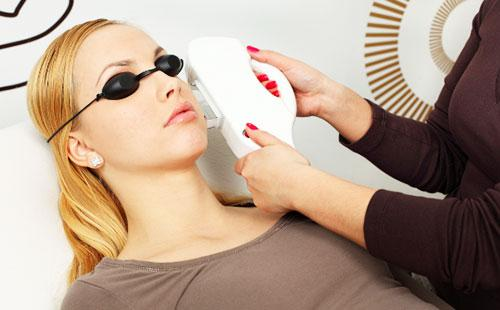 Лазерные процедуры для лица