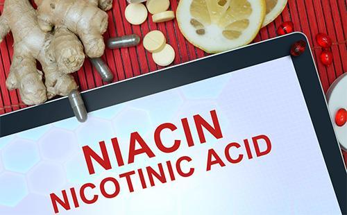 Никотиновая кислота имбирь, таблетки