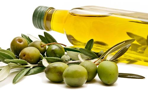 Оливковое масло с оливками