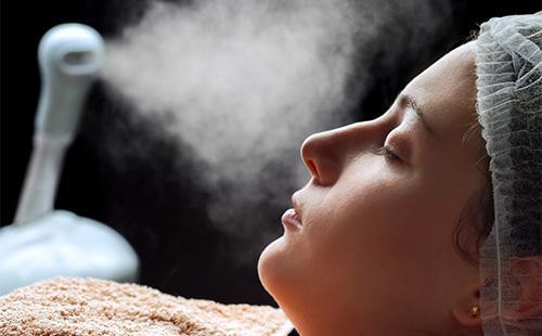 Озонотерапия паром