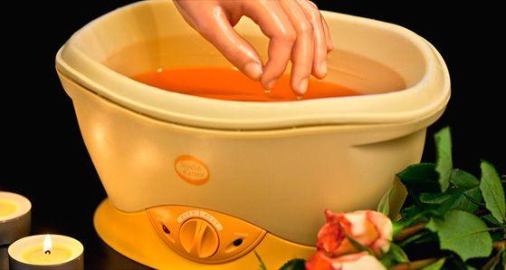 Ванночка для процедуры парафинотерапия для рук