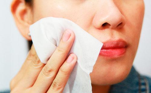 Крем для лица с перекисью водорода