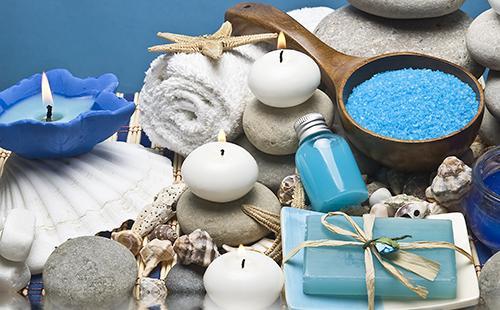 Компоненты для лечения морем