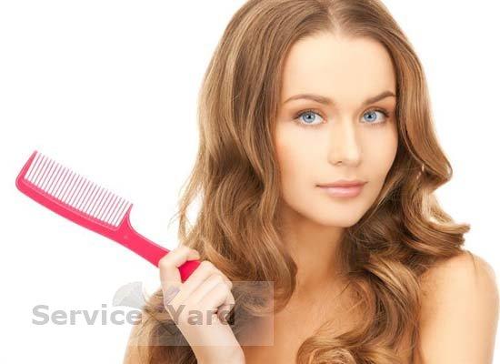 Как вывести краску с волос?